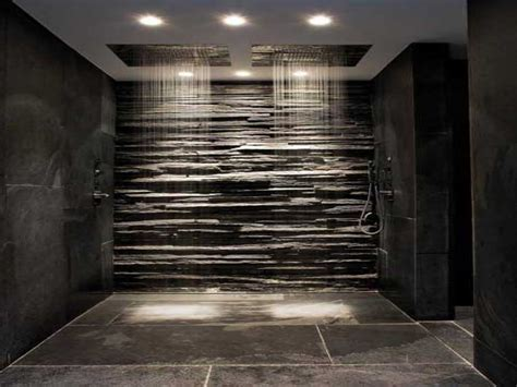 best stone for showers, Stone Shower Wall Rock Shower Walls, Kitchen Trends Captainwalt.com