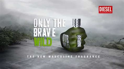 Diesel Thebrave Kulit Fullblack only the brave by diesel