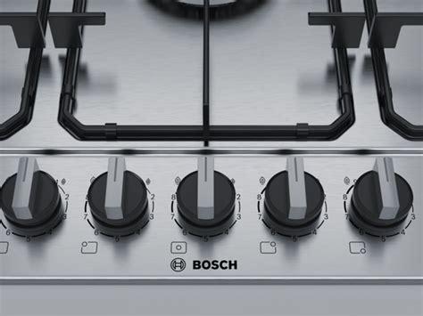piani cottura ad incasso piano cottura bosch ad incasso in acciaio inox modello