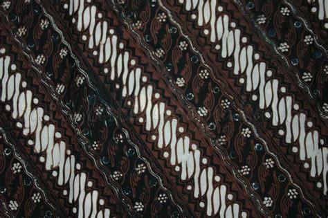 Kain Batik Cap Primis Sogan batik sogan yogyakarta motif lerek seling gondho suli 2 motif batik indonesia
