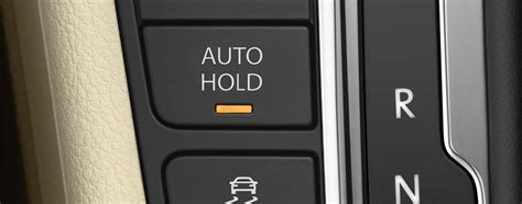Vw Auto Hold by Auto Hold Function Hill Holder Volkswagen Uk