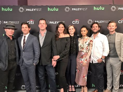 Or Cast 2017 Paleyfest 2017 Westworld Panel Offers Revelations Confirmations And Speculations Westworld