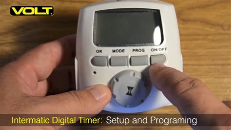 volt 174 university intermatic digital timer setup dt620