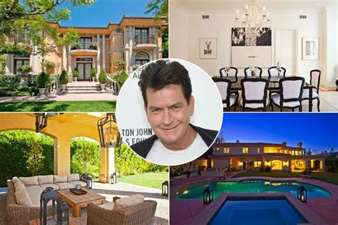 charlie sheen house charlie sheen house address www imgkid com the image kid has it