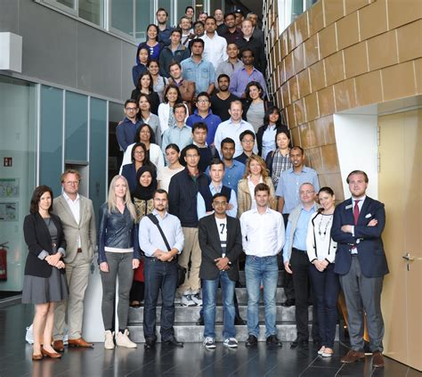 Rotterdam Mba Time by Mba Students Take A Peek Into Businesses In The Usa And