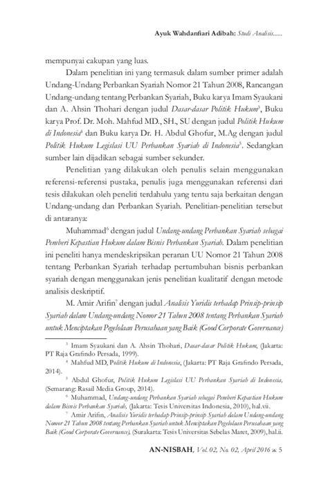 Buku Aspek Aspek Hukum Dalam Perbankan Perasuransian Syariah Gemala studi analisis pembentukan undang undang nomor 21 tahun 2008 tentang