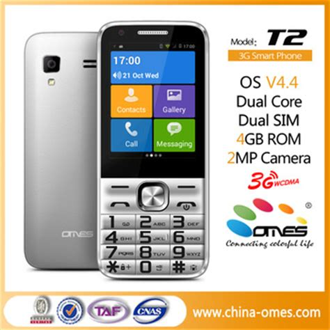 Android With Keypad by Keypad Smart Mobile Phone T2 2016 Android 2 8 Inch Touch