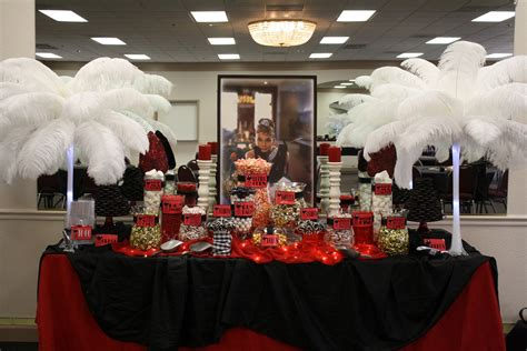 Broadway Home Decor by Step By Step Build Your Own Hollywood Candy Buffet Jew