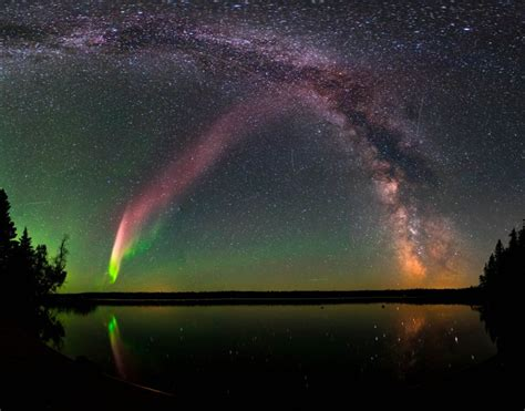 what are the northern lights called there s a stunning type of northern lights