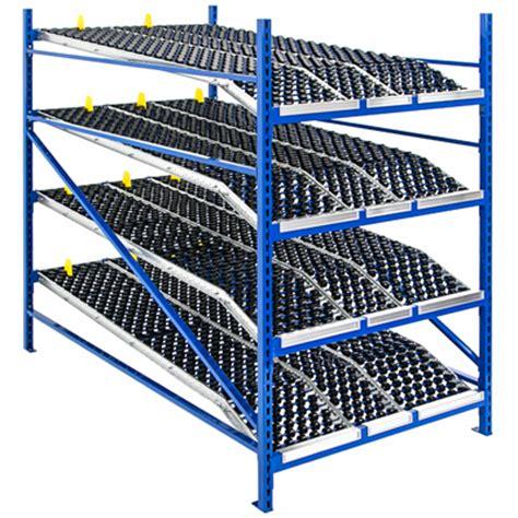 Roller Racks by Roller Racks By Unex Shelving