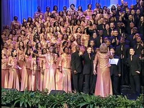 spirit fall down the brooklyn tabernacle choir youtube