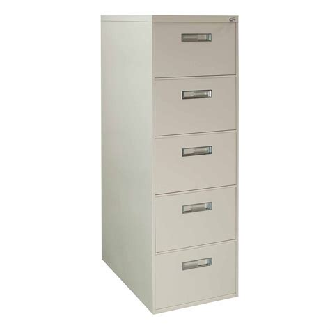 Steelcase File Cabinet Steelcase Used 5 Drawer Vertical File Cabinet Size Putty National Office Interiors And