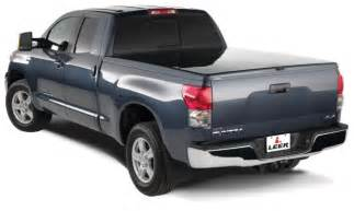 Leer Soft Tonneau Covers 550 2007 On Toyota Tundra Cab Bed Truck