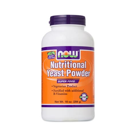 Nutritional Yeast Powder by Now Foods   Thrive Market