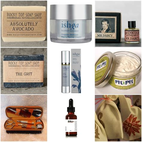 eco and organic christmas gift ideas for men pamper point