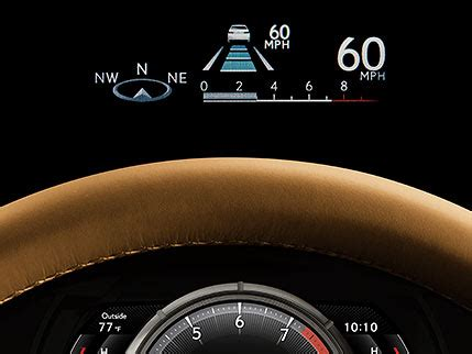2018 lexus heads up display new car release date and
