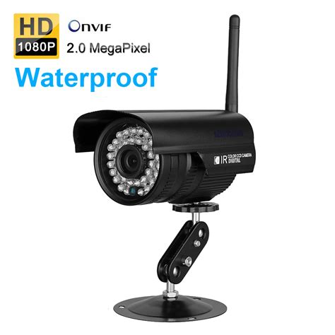 Kamera Cctv Outdoor Wireless 1080p ip kamera cctv wlan wireless netzwerk ir nachtsicht outdoor ebay