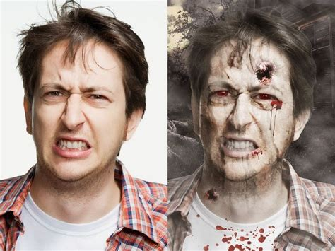 zombie tutorial on photoshop recursos photoshop llanpac tutorial photoshop selfie