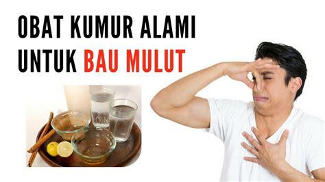 Byedeo Anti Bau Badan Alami obat kumur alami untuk mengatasi bau mulut how to get rid of bad breath