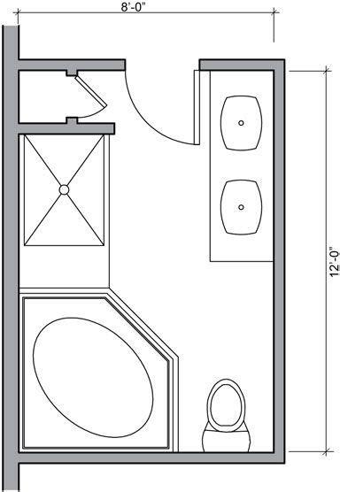 Bathroom Floor Plan Ideas by Master Bathroom Floor Plans Bathroom Floor Plans
