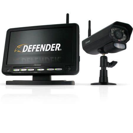 defender indoor/outdoor digital wireless dvr security