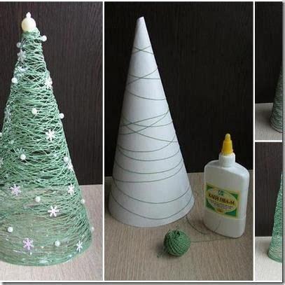 rodajas arbol manualidades manualidades reciclaje 6 navidad pinterest