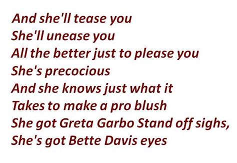 bette davis testo carnes bette davis lyrics