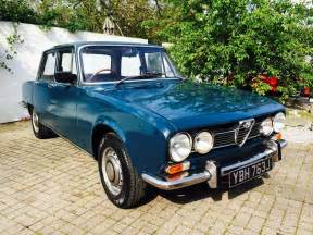 Alfa Romeo Berlina 1750 For Sale 1970 Alfa Romeo 1750 Berlina