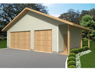 Just Garage Plans by Plan 11 041 Just Garage Plans