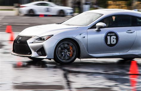 we attended the lexus performance driving school bmw m2