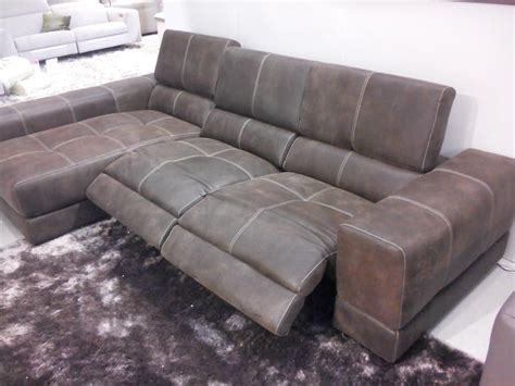sofa with chaise lounge and recliner sofa with chaise