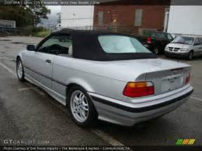 Bmw 328i 1998 1998 Bmw 3 Series 328i Convertible In Arctic Silver