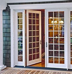 Different Types Of Patio Doors Sliding Hinged Patio Door Types A1 Handyman 208 995 6457