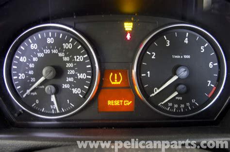 bmw check engine light codes bmw e90 tire pressure warning light reset e91 e92 e93