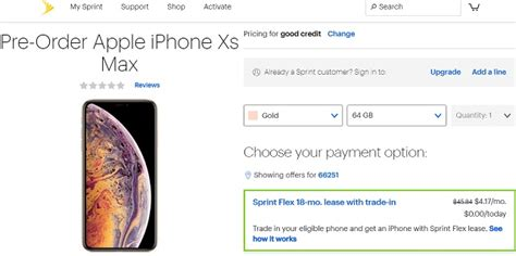 apple iphone xs max release date at t sprint verizon availability info