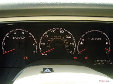 automotive repair manual 2005 lincoln navigator instrument cluster image 2005 lincoln navigator 4 door 4wd luxury instrument cluster size 640 x 480 type gif