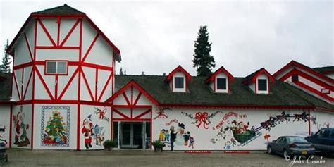 santa claus house north pole ak santa claus house north pole alaska we drove down