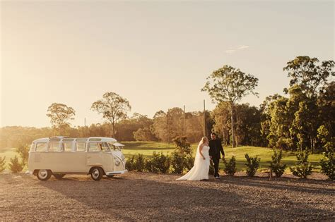 Wedding Car Gold Coast by Classic Kombi Wedding Car Hire Gold Coast Weddings Rental