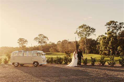 Wedding Car Coast by Classic Kombi Wedding Car Hire Gold Coast Weddings Rental
