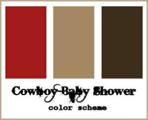 cowboy colors 17 best images about owl baby shower on owl