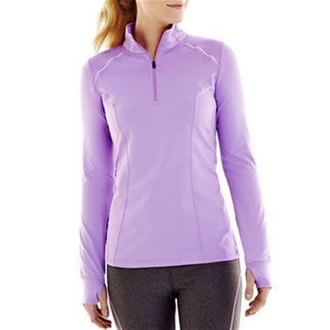 xersion half zip pullover jcpenney clothing wishlist