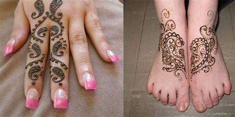 very simple henna tattoo pin girly tattoos on