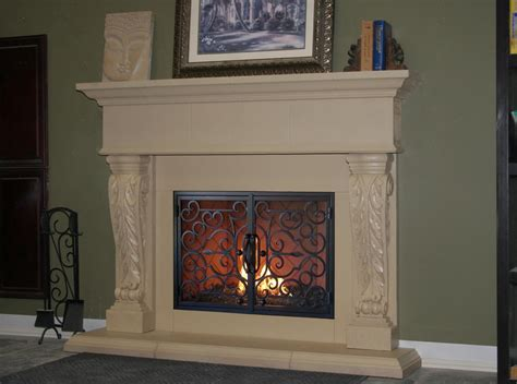 Fireplace Fronts Home Depot fireplace mantels fireplace surrounds iron fireplace