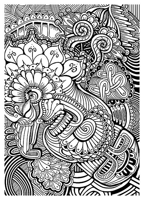 zen coloring pages for adults printable zen and anti stress coloring pages for adults coloring