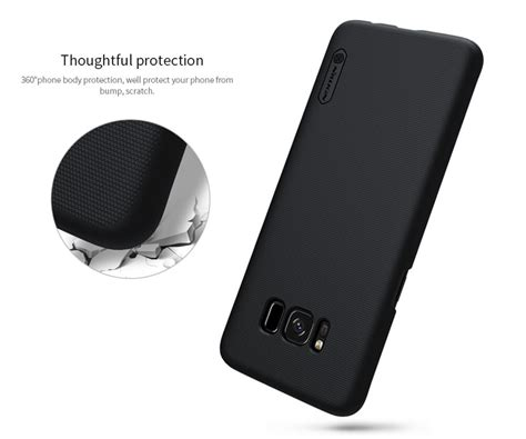 Nillkin Frosted Samsung Galaxy S8 Plus Gold jual nillkin frosted shield for samsung galaxy