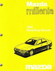 old car repair manuals 1996 mazda millenia engine control 1996 mazda millenia factory workshop manual