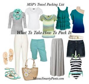 get the what to pack list how to pack it travel