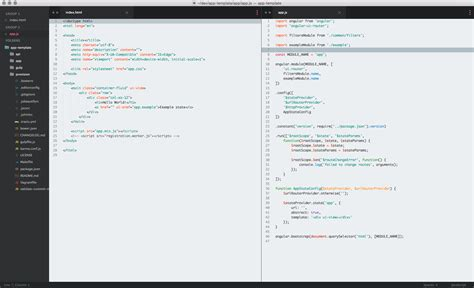 material theme sublime text 3 github material color scheme packages package control