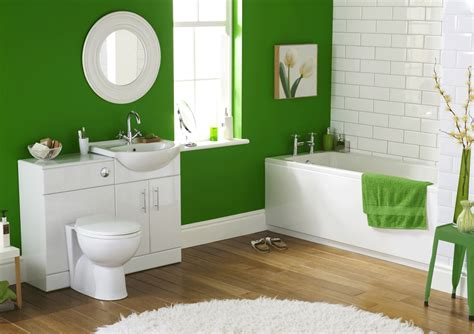 Green Bathroom Decorating Ideas Green Bathroom Decor Best Home Ideas