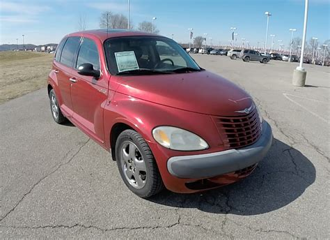 how it works cars 2002 chrysler pt cruiser electronic throttle control 2002 chrysler pt cruiser limited edition red 17710c youtube